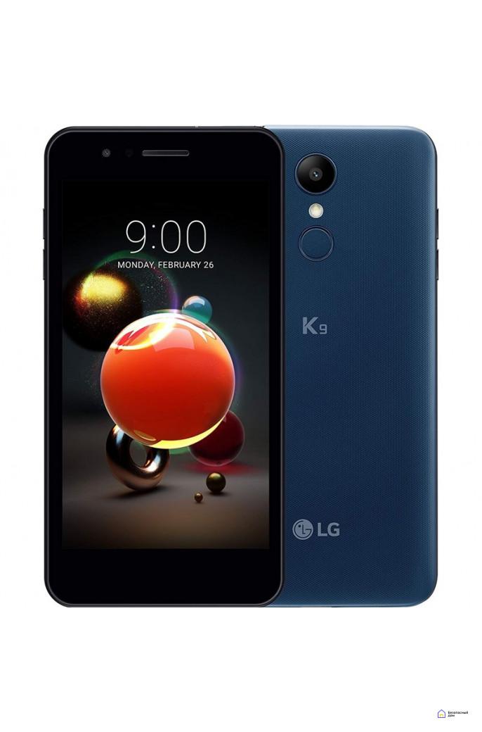 Смартфон LG (LMX210NMW) K9 Blue (синий), фото 1