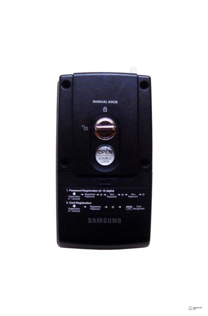 Накладной электронный дверной замок Samsung SHS-1321, фото 2