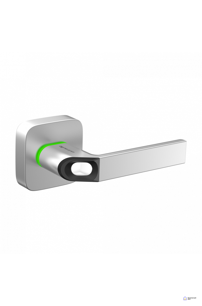 Ultraloq Bluetooth Enabled Fingerprint & Key Fob Two-Point Smart Lock, фото 3
