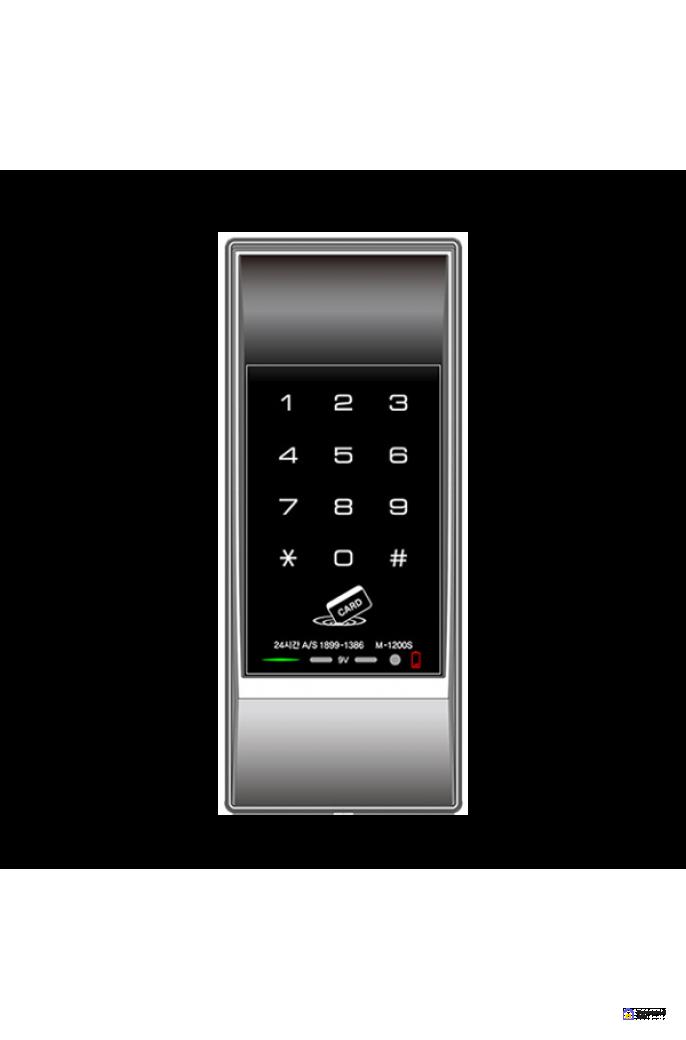 ImGATE IG 600 Digital Door Lock, фото 1