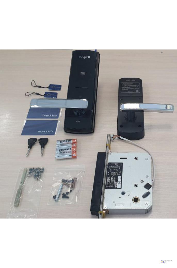 Врезной электронный замок LocPro K150B3 Series Digital Door Lock, фото 3