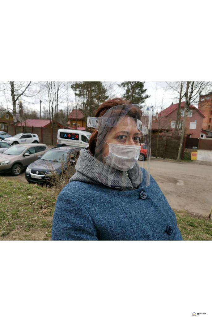 Защитный экран для лица , фото 3