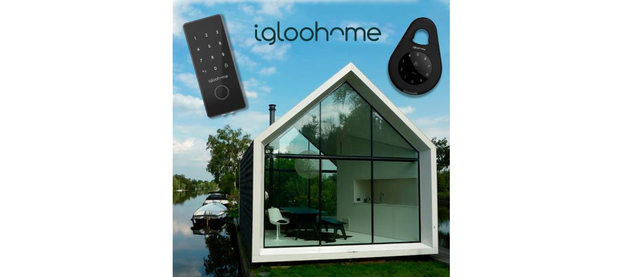 Igloohome — лучший выбор экоотелей