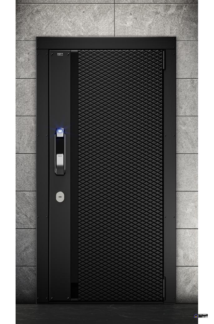 Умная Дверь DEFT Premium 1S, фото 1