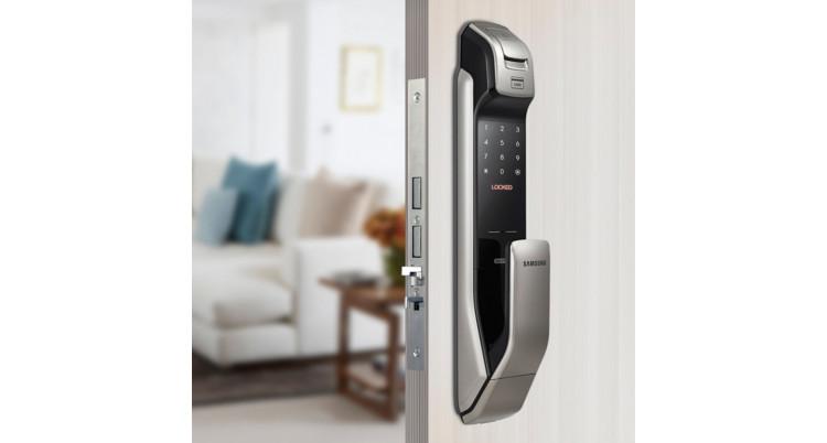 Samsung SHP-DP728 — замок, который сделает вашу дверь умной