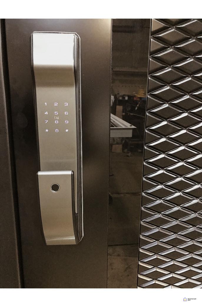 Умная Дверь Стальной Портье Newmark, фото 2