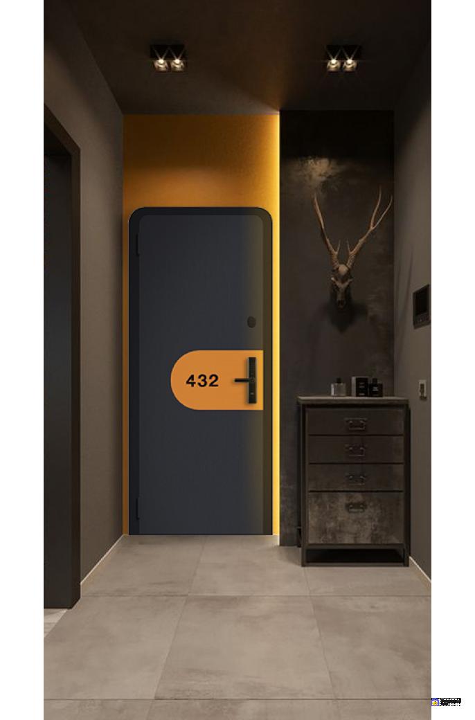 Умная дверь Pragma PR 10, 11, фото 4