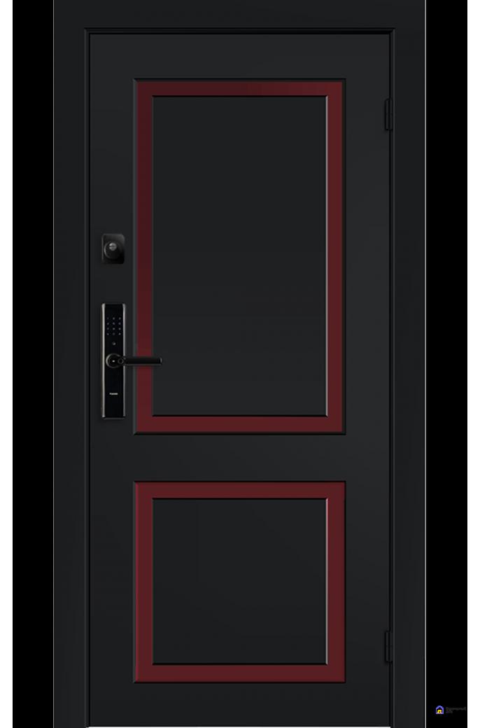 Умная дверь Pragma Square, фото 1