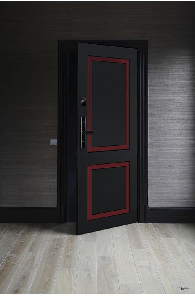 Умная дверь Pragma Square, фото 2