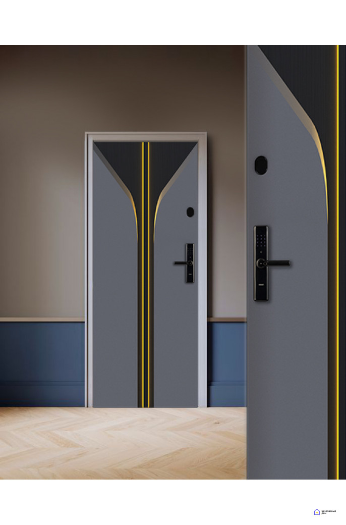 Умная дверь Pragma Lily, фото 2