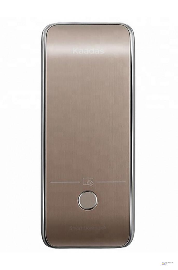Накладной электронный дверной замок с отпечатком пальца Kaadas R7-5 Fingerprint, фото 4