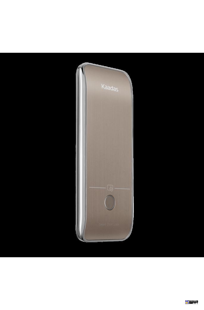 Накладной электронный дверной замок с отпечатком пальца Kaadas R7-5 Fingerprint, фото 2