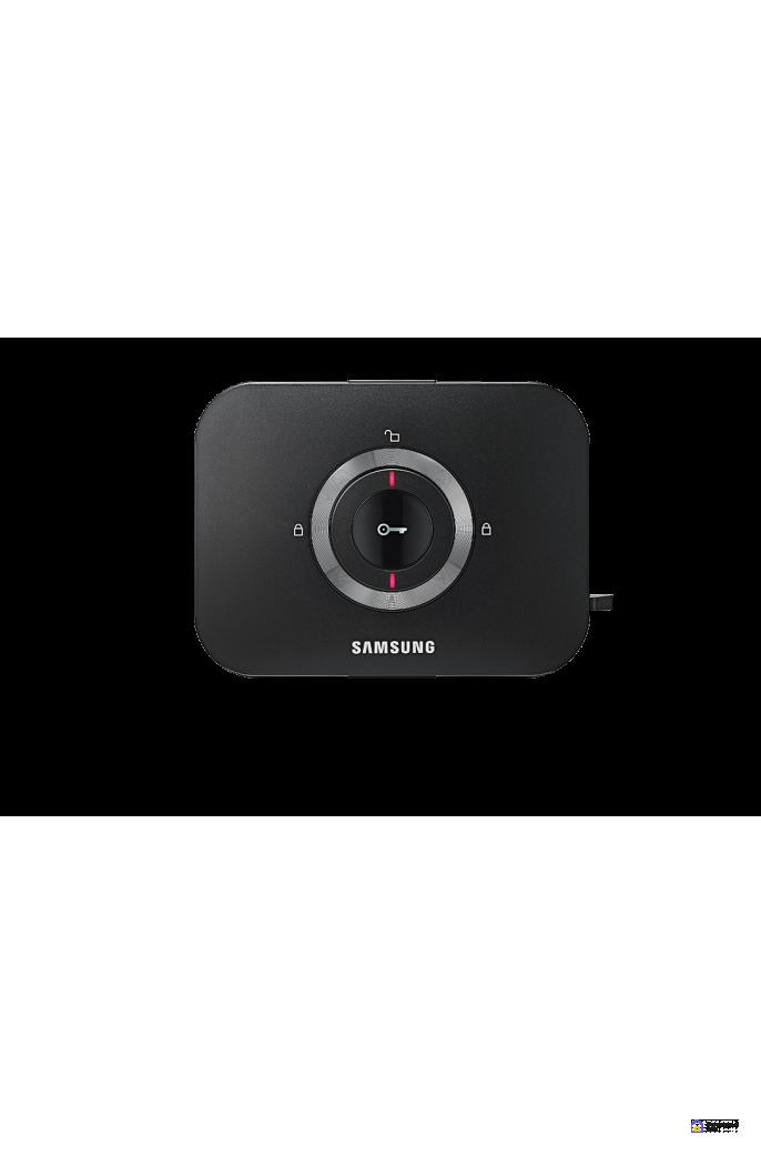Накладной электронный дверной замок Samsung SHS-D607, фото 4