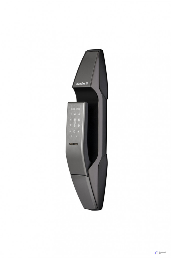 Электронный дверной замок Kaadas K8 black, фото 3