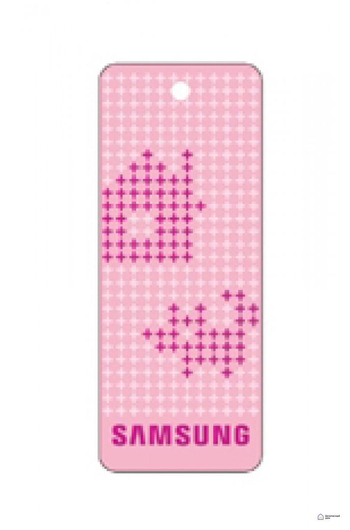 RFID-брелок бесконтактный Samsung-SHS-AKT200R, розовый, фото 1