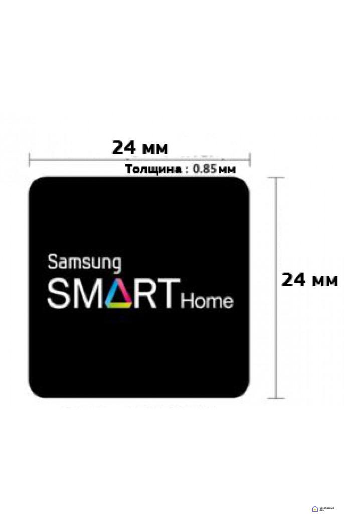 RFID-стикер бесконтактный Samsung-SHS-AKT300K, черный, фото 2