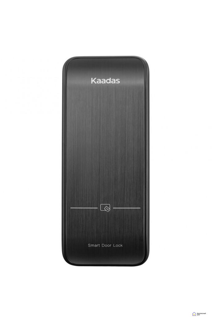 Накладной электронный дверной замок Kaadas R7-2 Black, фото 1