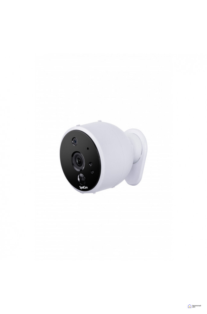 Беспроводная облачная Wi-Fi камера SpotCam Solo, фото 2