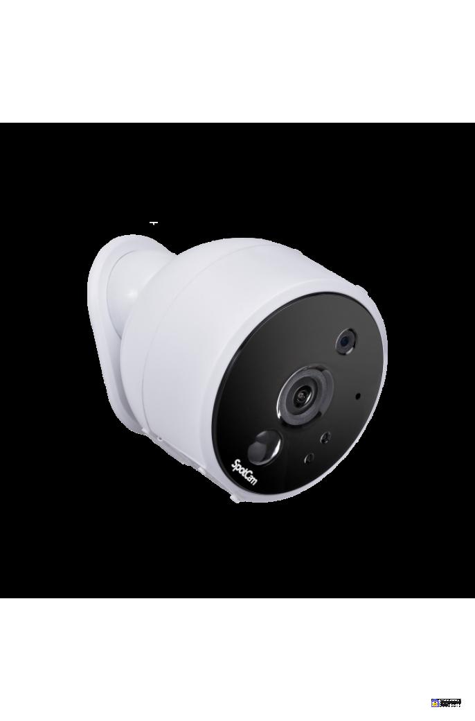 Беспроводная облачная Wi-Fi камера SpotCam Solo, фото 1