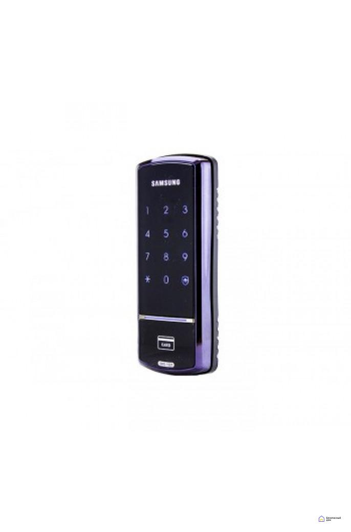 Накладной электронный дверной замок Samsung SHS-1321, фото 1